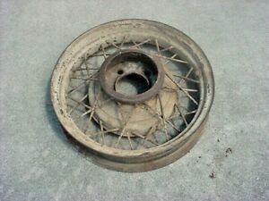 1933 1934 Ford Wire Wheel 17 Rat Rod 5 Hole 5 1 2 Model A Ford
