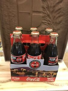Coca Cola 6pack 100 Years In Chattangoo