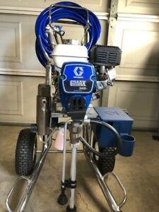 Graco Gmax 3400 Gas Airless Paint Sprayer