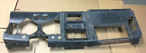1971 Other Ford Mustang Mach1 Complete Metal Dash Unit Color Black