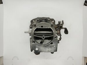 Rochester Gm 2 Jet 70 Carburetor