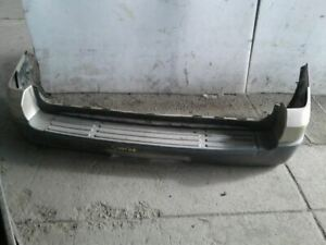 Rear Bumper Textured Lower And Smooth Upper Fits 04 06 Expedition 2425260
