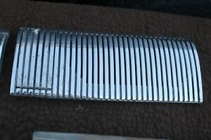 1953 1954 Chevy Car Glove Speaker Grille Of