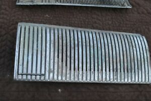 1953 1954 Chevy Car Speaker Grille And Ashtray Of