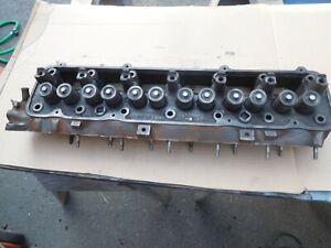 1964 1965 1966 Dodge Plymouth Slant 6 225 Cylinder Head Fr 61 000 Mile Part Out