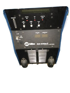 Miller Auto Invision Ii Arc Welding Power Source 230 460v 19 2kw wks