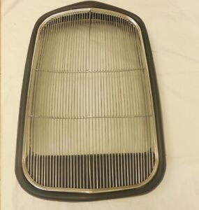 1932 Ford Grill Shell Insert W o Crank Hole