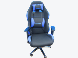 Akracing Core Series Ex wide Gaming Chair With Wide Seat High Black blue Vg