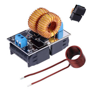 5v 12v Low Voltage Zvs Induction Heating Power Supply Module Heater Coil New