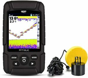 Lucky Laker Portable Fishfinder FF718LiC Series Floating and Portable