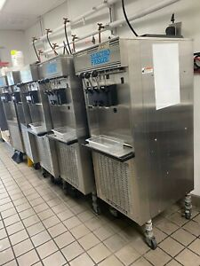 Electro Freeze Sl500 Soft Serve Ice Cream Machines