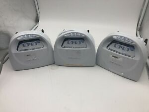 Lot Of 3 Kendall Scd Express Sequential Compression System W Manual