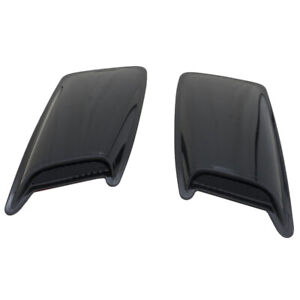 Ventshade Hood Scoops Pair Large 80001