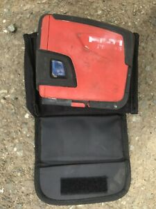 Hilti Pmp 45 Plumb Square Level Self Leveling 5 Point Laser