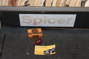 Nos Old Vintage Trunk Dome Light Map Switch Scta Dash Rod