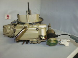 Holley motorcraft Ford Carb 1985 E5