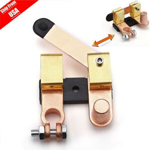Car Truck Dual Usb Charger Voltmeter Rocker Push Switch Marine Boat Blue Led 12v