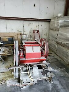 Mclanahan Double Roll Crusher 18 X 24