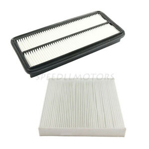 Cabin And Engine Air Filter Fit For Honda Accord 03 07 Acura Tl 04 06 V6 3 0l