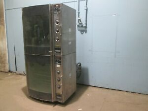 hobart Hr 7 Commercial Hd 208v Dual Electric Chicken rib Rotisserie Ovens