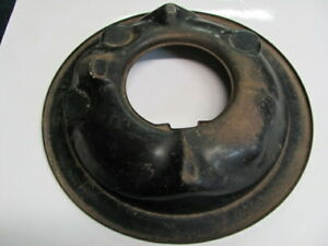 Chevrolet Corvette 1967 L 88 Air Cleaner Base Original With Screen Retainer