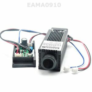 Focusable 0 8w 830nm 800mw Ir Infrared Laser Diode Dot Module 12v W driver Board
