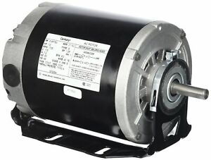 Mtrgf2054 Century Furnace Blower Motor 115 Volts 1725 Rpm