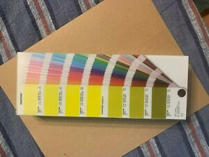 Pantone Gp1201 Formula Guides 2 Uncoated Stocks Only