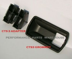 Edge Cts3 Dash Mount Grommet Pod Adapter Only Chevy Ford Dodge Gmc