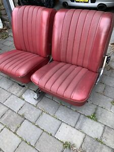Last Call Vintage Mercedes benz 190sl Seats Pick Up Only
