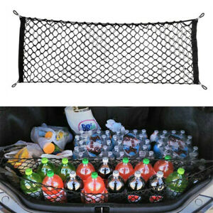Parts Accessories Car Trunk Cargo Net Holder Elastic Mesh Organizer Truck Suv
