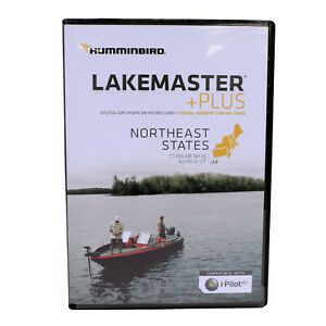 Humminbird Lakemaster Plus V2 Northeast
