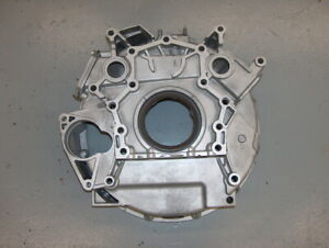 2001 2010 Gmc 4500 Duramax Transmission Rear Cover Bell Housing Adapter Plate