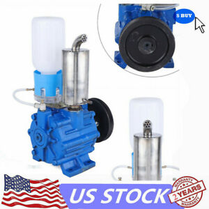 110v Electric Vacuum Pump Milking Machine 100pa For Farm Cow Sheep Goat