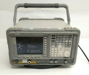 Agilent E4407b Esa e Series Spectrum Analyzer 9khz 26 5ghz W 1dr 1ds B7b Baa