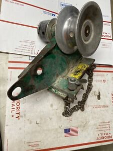 Greenlee 442 Wire Cable Puller Attachment For 446 Porta Tugger Ed4u 7258