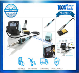 Weller We1010na Digital Soldering Station 70 Watt Heat resistant Silicon Cable
