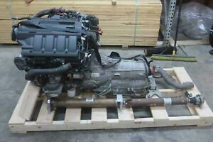 2015 2017 Ford Mustang 2 3l Ecoboost Engine With 6r80 At Transmission 76k Tested