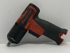 Snap on 3 8 Cordless Impact Wrench Ct761a Bare Tool Tested