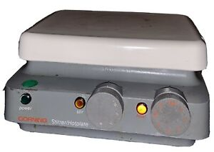 Corning Stirrer hot Plate Model Pc 320