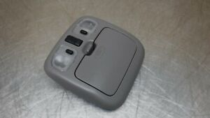 Ford Escape Oem Overhead Ceiling Console 2001 2012 Grey Gray