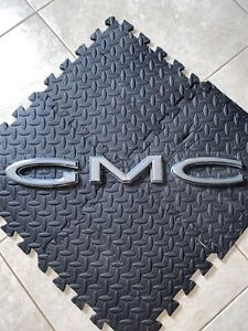 1960 1965 Gmc Letters