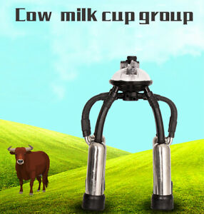 240cc Dairy Cow Milker Milking Machine For Cow Goat Or Sheep Vacuum Bucket Milk