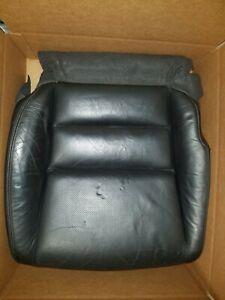 2005 2006 2007 2008 Acura Tl Passenger Right Black Leather Seat Cushion