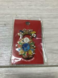 2002 Fifa World Cup Coca Cola Pin Badge Novelty