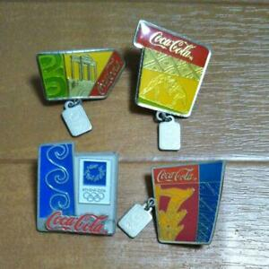 2004 Olympic Games Coca Cola Pin Badge