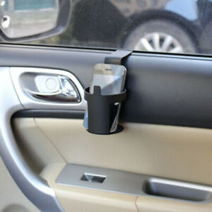 Universal Auto Window Stand Car Cup Holder Auto Supplies Black Drinks Holder