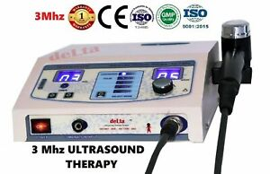 New 3 Mhz Ultrasound Therapy Pain Relief Therapy For Chiropractic Multi Therapy