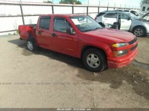 Passenger Front Seat Bucket And Bench Reclining Seat Fits 04 05 Canyon 2569849