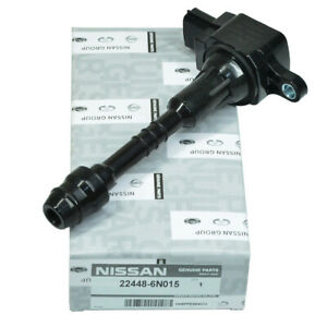 New Genuine Ignition Coil 22448 6n015 For Nissan Sentra Usa
